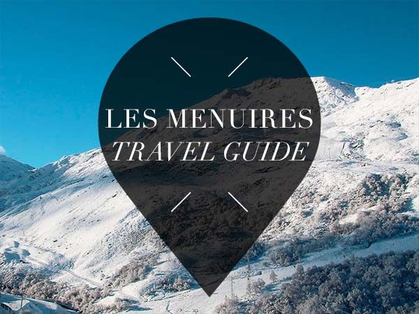 Les Menuires Travel Guide