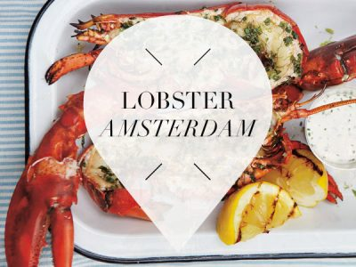 Lobster in Amsterdam