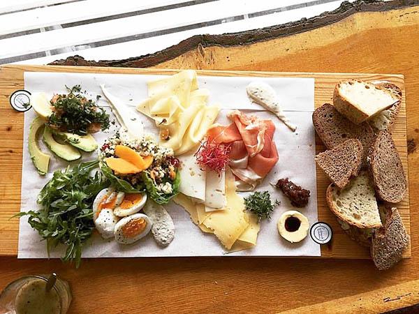 lunch in rotterdam