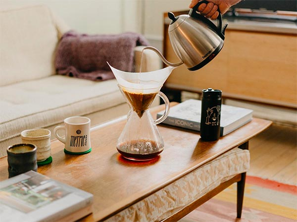 Metric Coffee Chicago