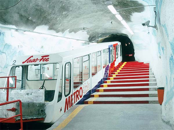 Metro Alpin Saas-Fee