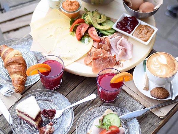 ontbijt in rotterdam