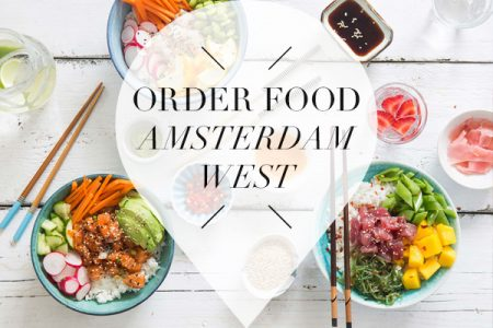 order food in amsterdam west