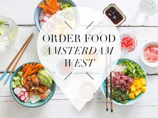 order food in amsterdam west