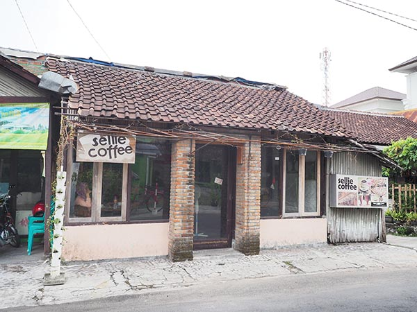 Sellie Coffee Yogyakarta Java