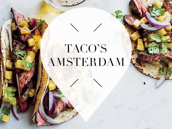 taco's in amsterdam
