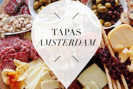 Tapas bars amsterdam