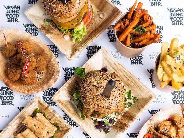vegan junk food bar amsterdam ile ilgili görsel sonucu