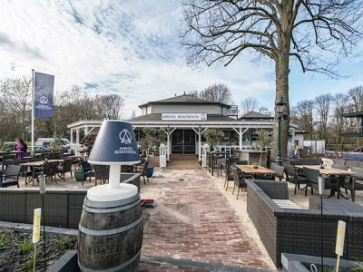amstel boathouse