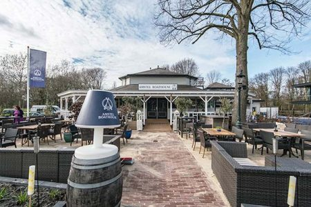 amstel boathouse
