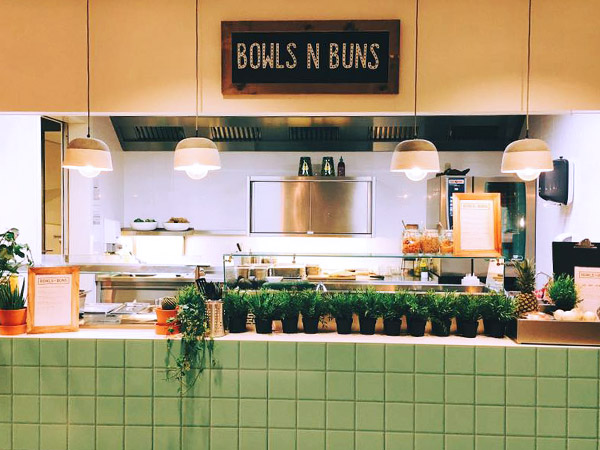 restaurants zuidas amsterdam