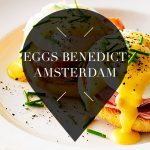 eggs benedict in amsterdam