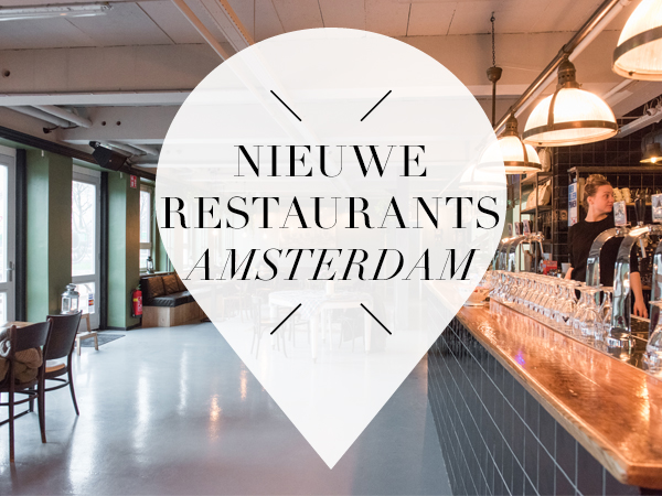 Jordaan guide for Nieuwe restaurants amsterdam