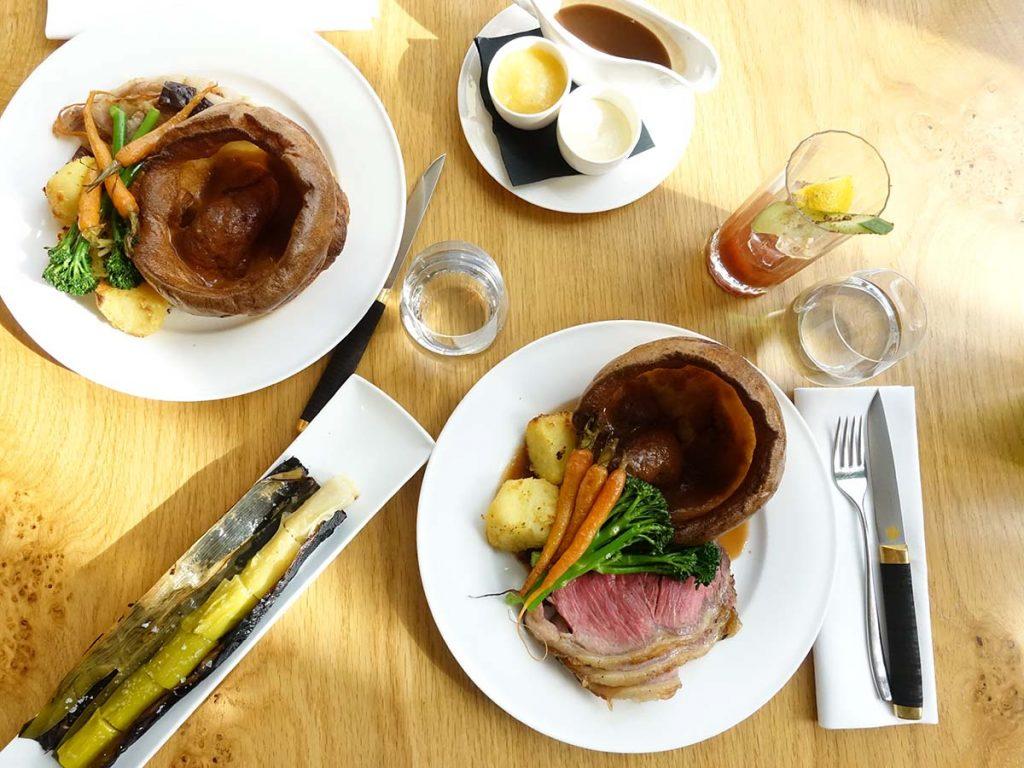Sunday Roast Mr. Porter Amsterdam
