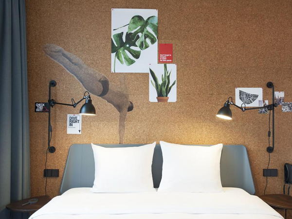 Conscious Hotel Tire Station Amsterdam