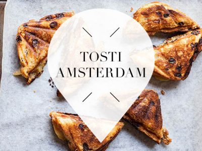 tosti's in Amsterdam
