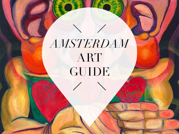 exhibitions in amsterdam