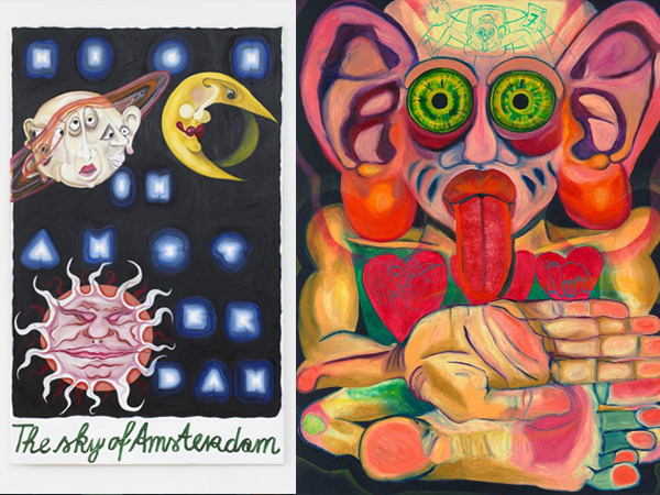 exposities in Amsterdam