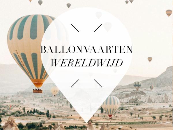 ballonvaarten ter wereld