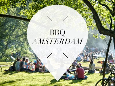 barbecueën in amsterdam