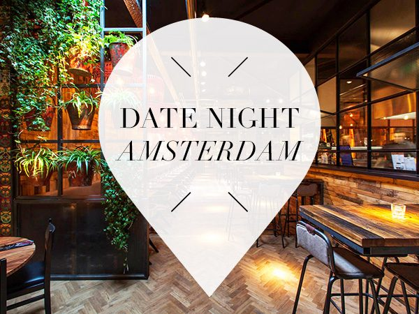 date night in amsterdam