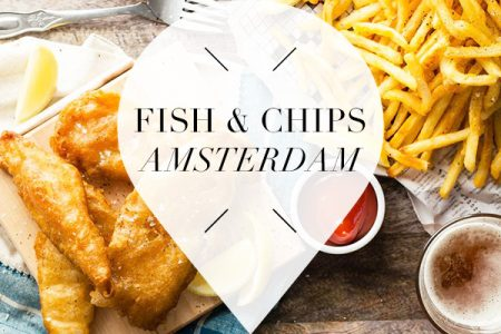 fish & chips in amsterdam