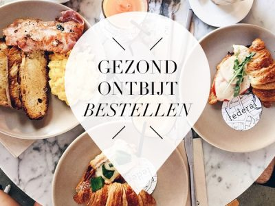 gezond ontbijt bestellen in amsterdam