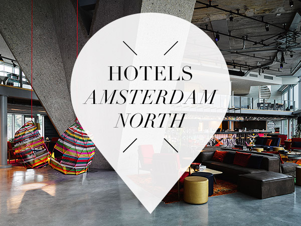 hotels in amsterdam north