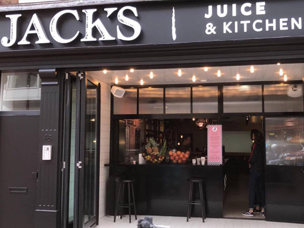 jacks amsterdam