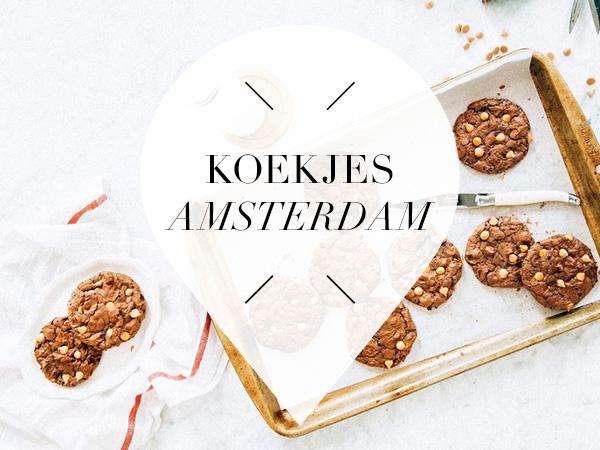 koekjes in amsterdam