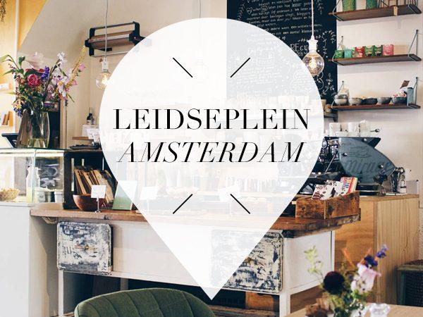 leidseplein in Amsterdam