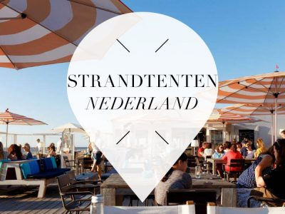 strandtenten in nederland