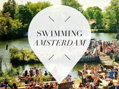 swimming spots in amsterdam