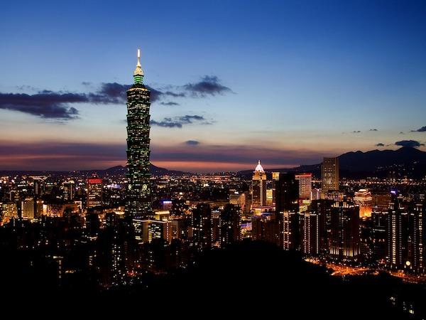 Wolkenkrabbers wereldwijd