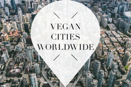 world cities for vegans