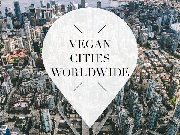 world cities for vegans