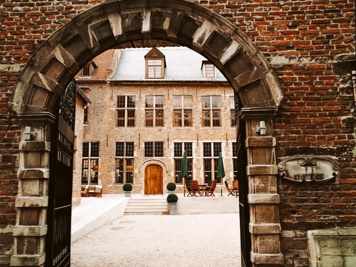 Romantisch logeren in Belgie