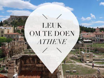 doen in Athene