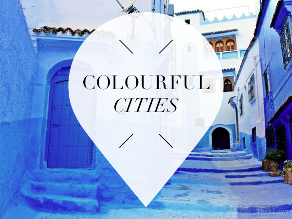 colourful cities in the world
