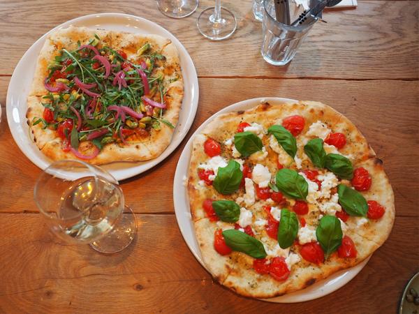 da portare via beste pizza in amsterdam