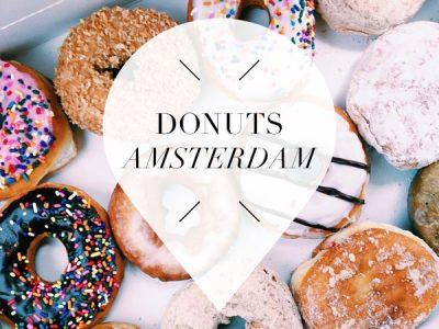 donuts in amsterdam