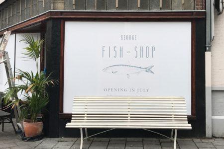 George fish shop amsterdam