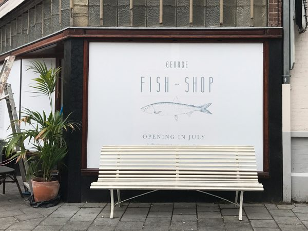 George fish shop amsterdam