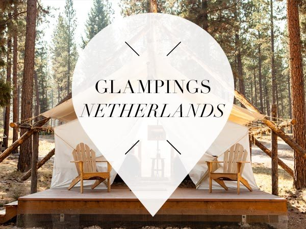 glampings in The Netherlands