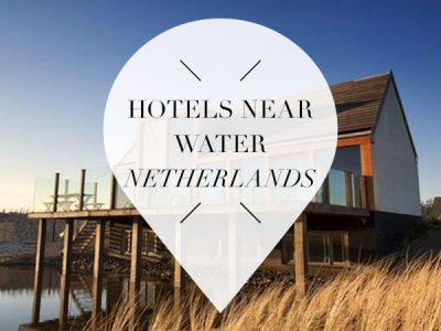 hotels near the water