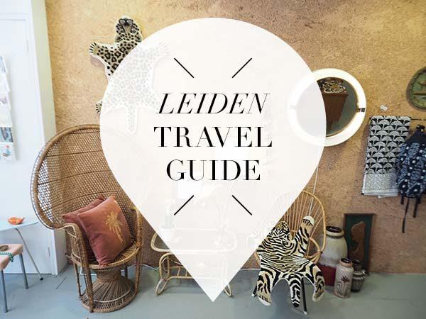 Leiden Travel Guide
