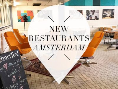 new restaurants in amsterdam