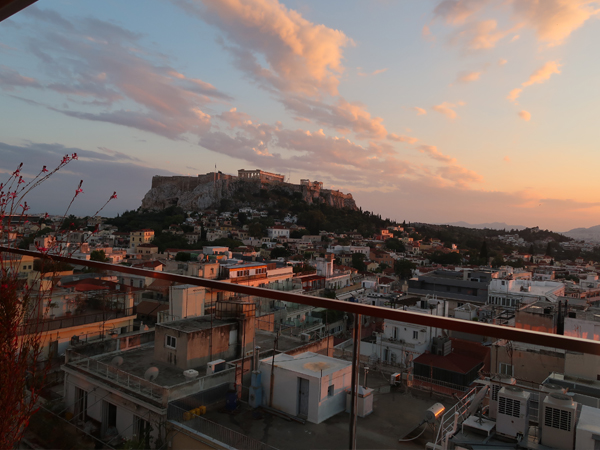 Rooftop Bar Athene