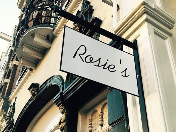 rosie's amsterdam