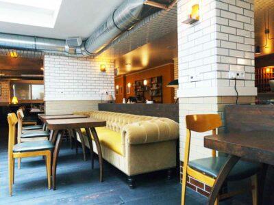 Hoston steakrestaurant Amsterdam